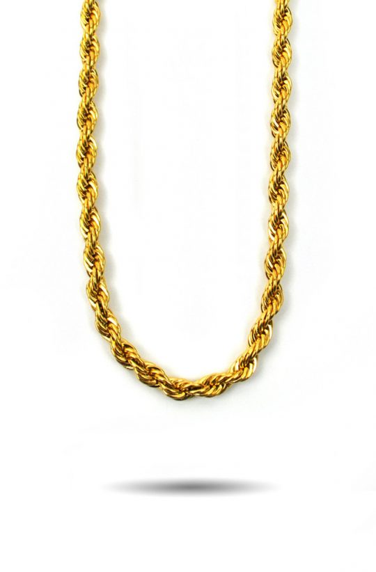 Buy Rope Chain, gold chain for women
